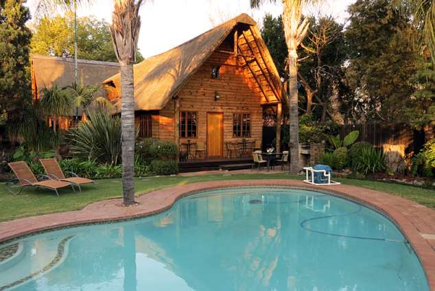 Ciara Lodge Rietfontein Accommodation Rietfontein Self