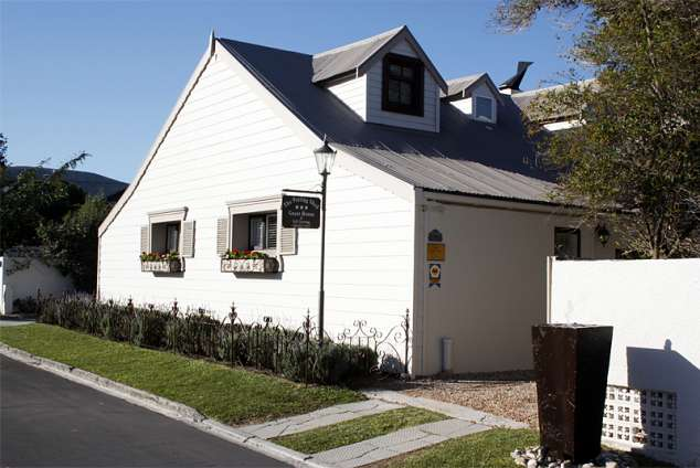 The Potting Shed Bed Breakfast Hermanus