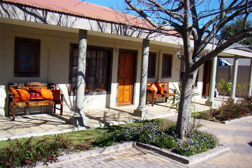 Welkom guest house accommodation for Au jardin welkom