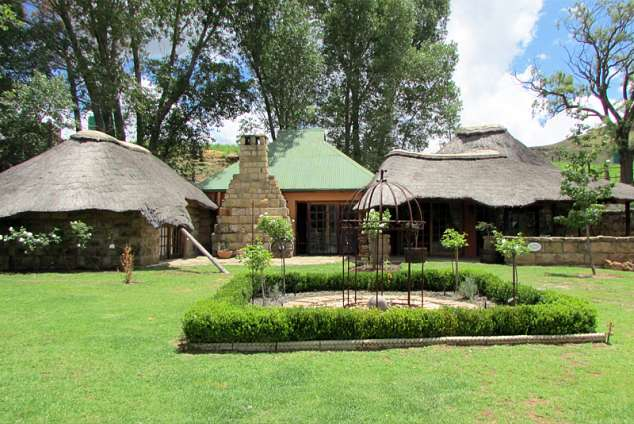 The Barbet Country Cottages Clarens Accommodation