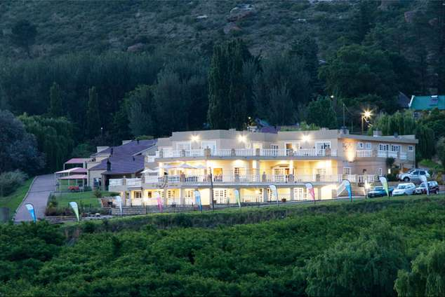 Mont D Or Hotel Clarens Accommodation Clarens Hotel