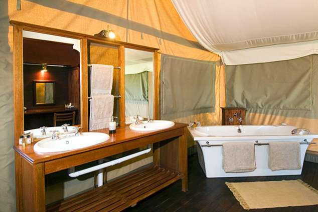 N S Room Perfect African Tent
