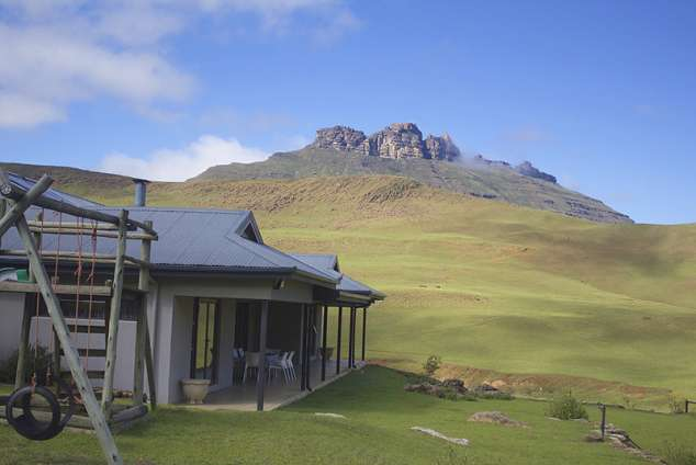 Castle Rock Self Catering Underberg Accommodation