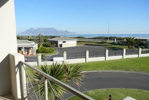 1/12 - View of Table Mountain from the balcony