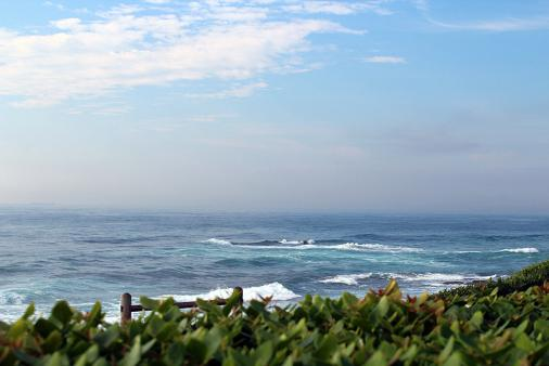1/16 - View from upper deck - Umdloti Beach Self Catering Holiday Accommodation