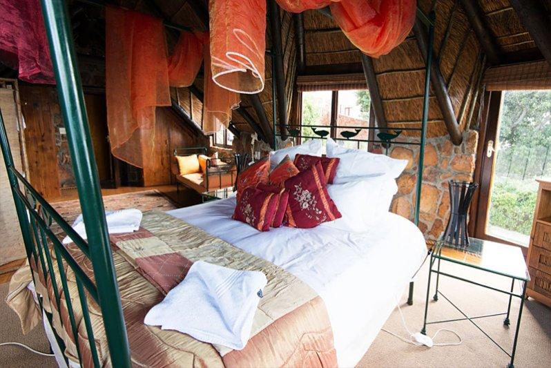 Stone Main Bedroom