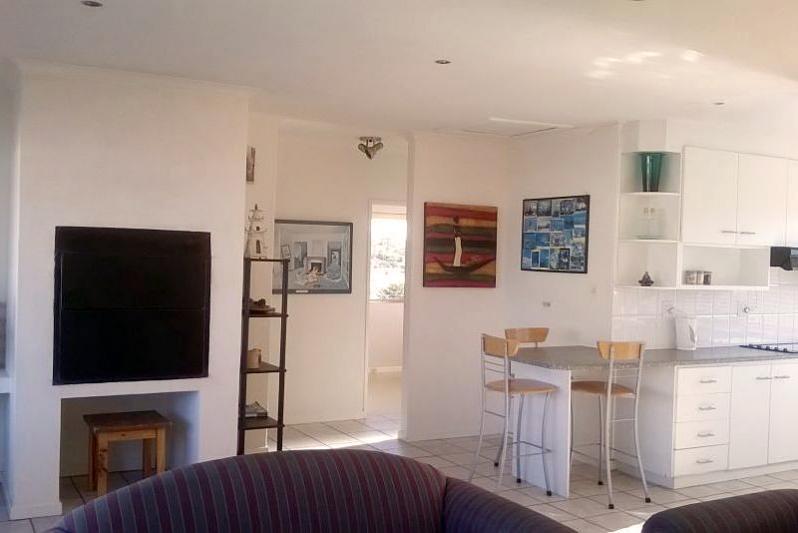 Indoor braai / kitchen