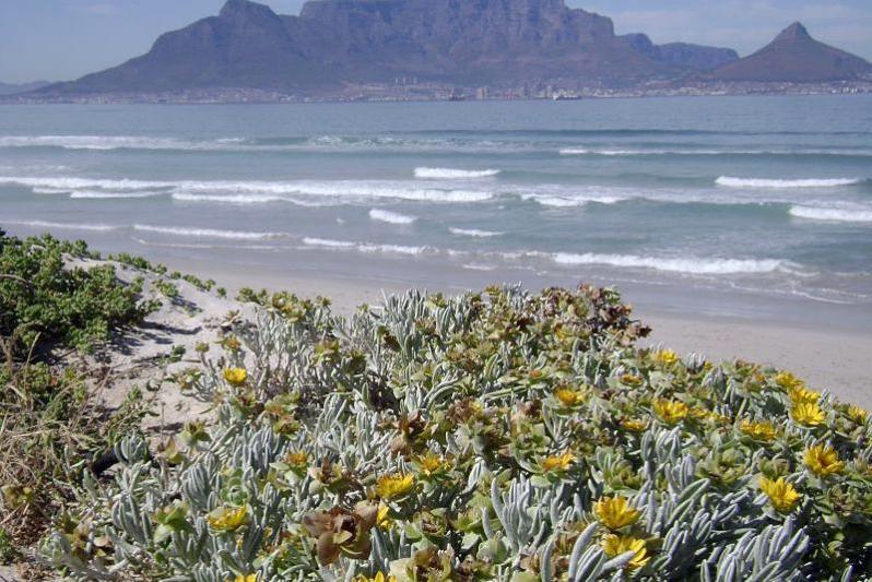 Kite beach, our closest beach, only a few minutes walk away