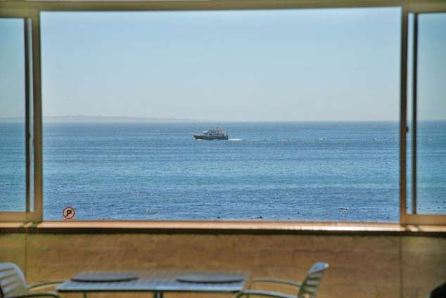 1/8 - Sea Views from the Studio