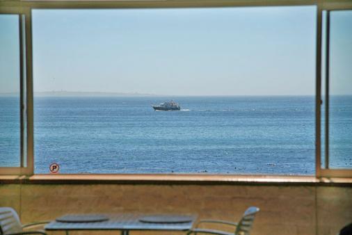 View of African Beach Studio