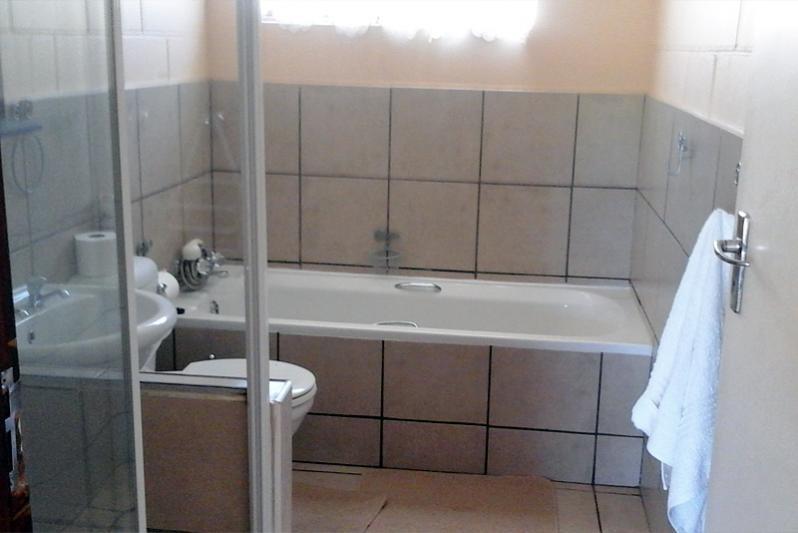 Bathroom of the Flats