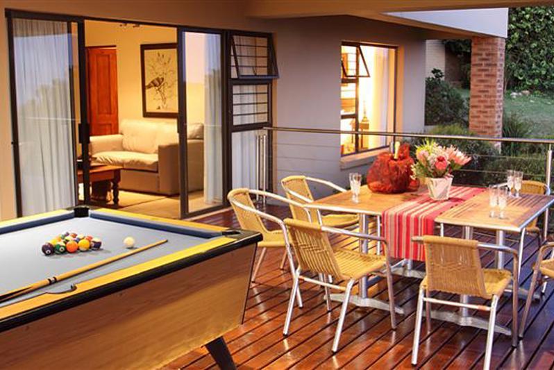 Private pool table Keursee 1 (Ocean view)
