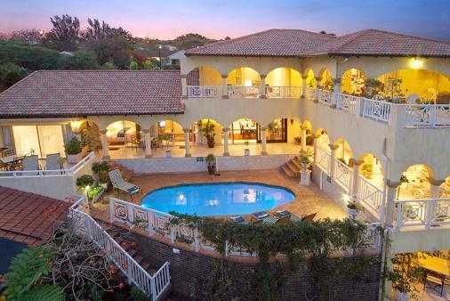 1/15 - Pool Deck - Bed & Breakfast Accommodation in Umhlanga Rocks