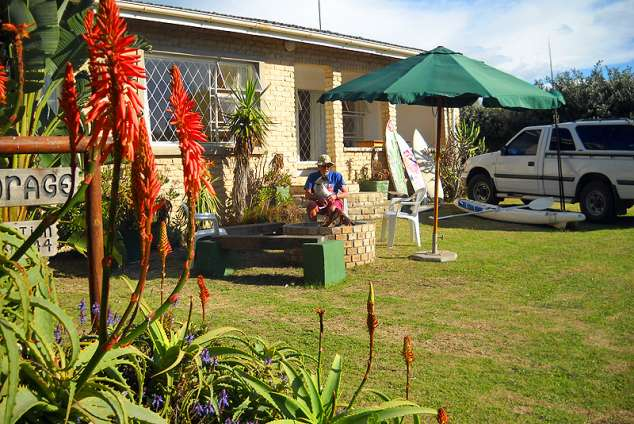 1/20 - Anchorage Cottage with Boma Braai - Self-Catering accommodation in Cape St. Francis