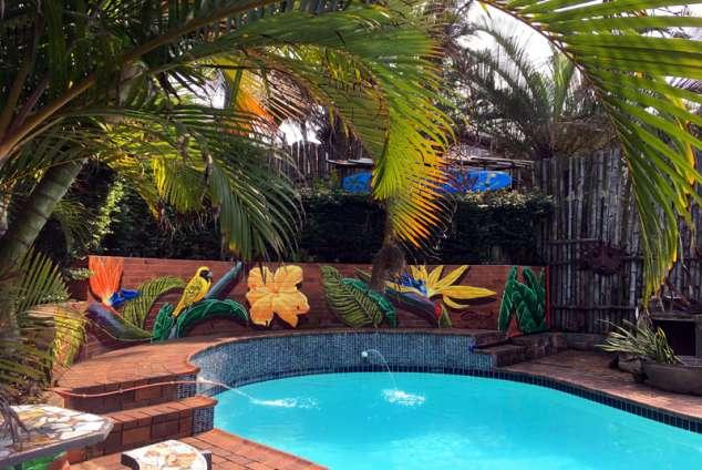 1/17 - Swimming pool area