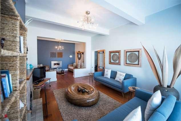 1/21 - Reception lounge