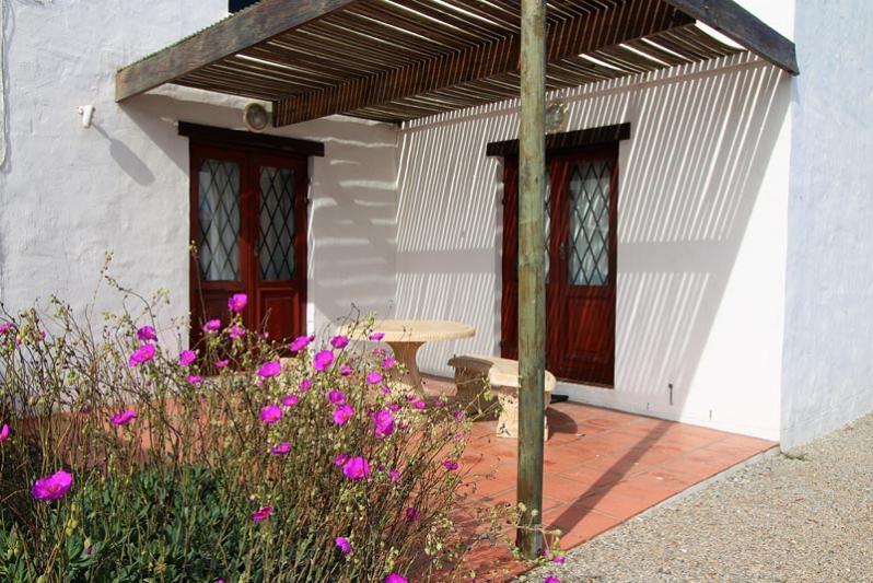 Villa Bedroom Patio
