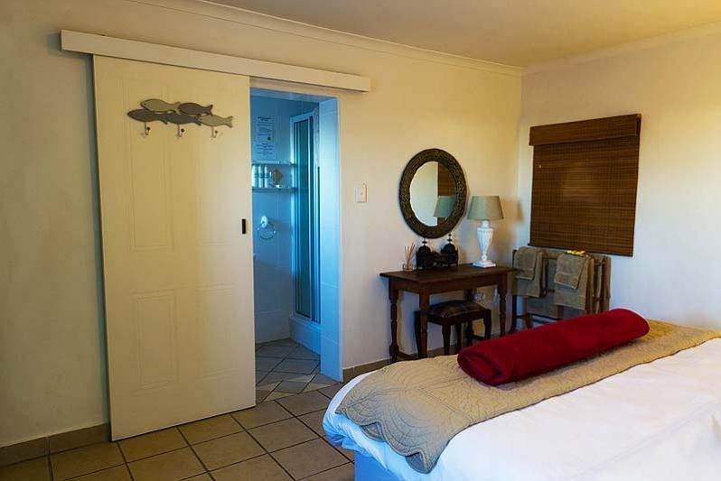Bedroom #2 with en-suite bathroom with shower