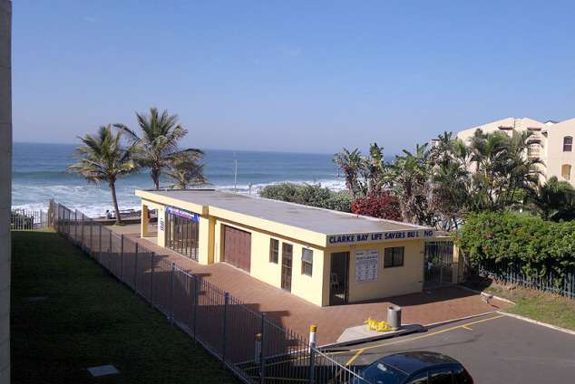 1/9 - Ocean view from main bedroom balcony - Self Catering Apartment Accommodation in Ballito