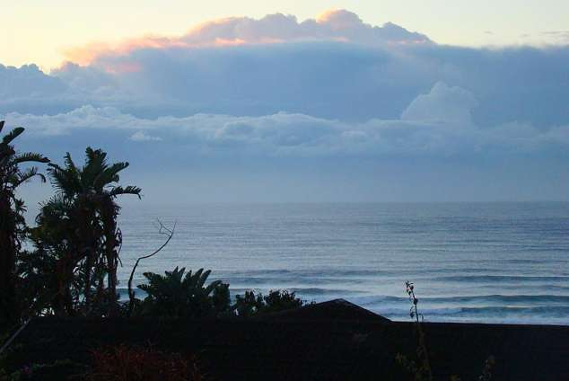 1/12 - Views from house - Bed & Breakfast Accommodation in Illovo Beach