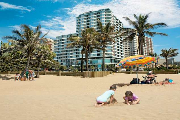 1/35 - Blue Waters Hotel - Hotel Accommodation in Durban beachfront