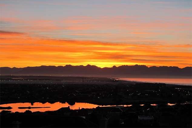 1/18 - Sunset