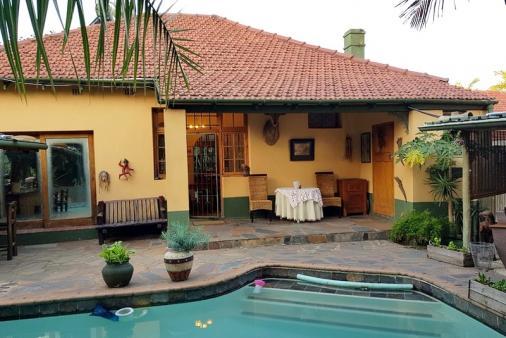 1/16 - Botany Bay Lodge - Bed & Breakfast Accommodation in Berea, Durban