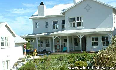 1/8 - Self Catering House in Cape St. Francis