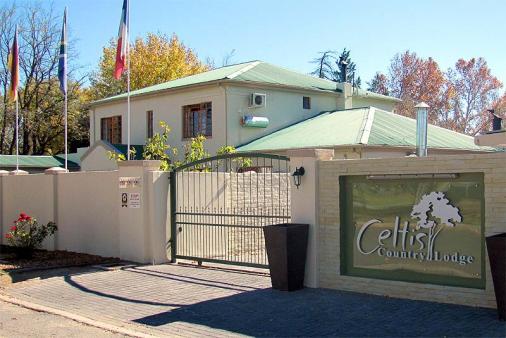 1/8 - Celtis Reception - Bed & Breakfast accommodation in Middelburg, Eastern Cape