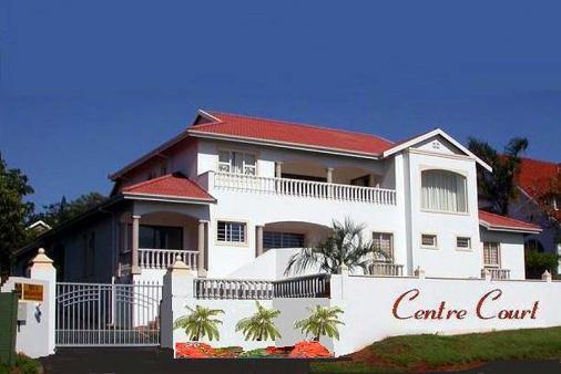1/10 - Centre Court B&B - Bed & Breakfast Accommodation in Durban North
