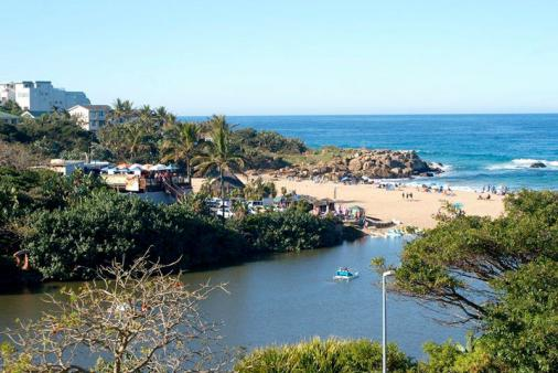 1/16 - Claridges 106 - Stunning seaviews. 100m to beach
