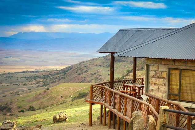 1/20 - Self Catering Cottage Accommodation in Oliviershoek Pass area, Northern Drakensberg