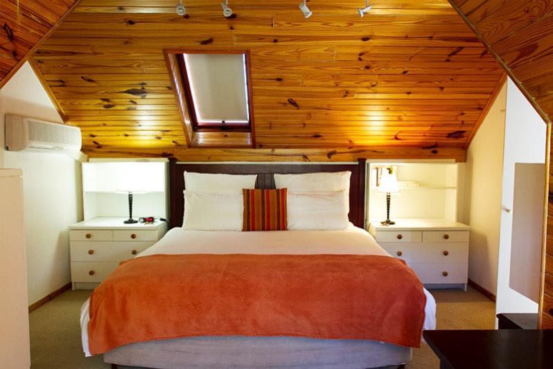 Bedroom - Main Room - African Attic