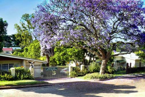 1/15 - Entrance & secure parking - Bed & Breakfast in Grahamstown