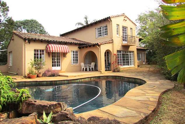 1/13 - Far Place B&B - Bed & Breakfast Accommodation in Forest Hill, Kloof