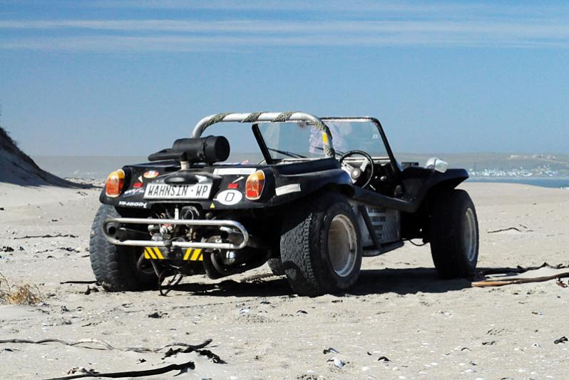 Wahnsinn Beach Buggy