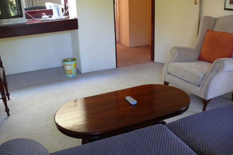Main Suite Lounge area