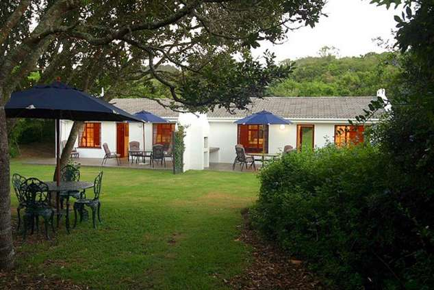 1/8 - Self Catering Chalet in Sardinia Bay