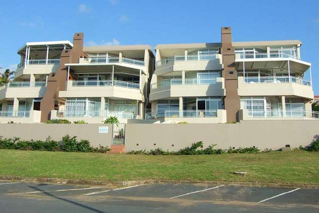 1/12 - Star Graded Self Catering Apartment Accommodation in Uvongo, South Coast