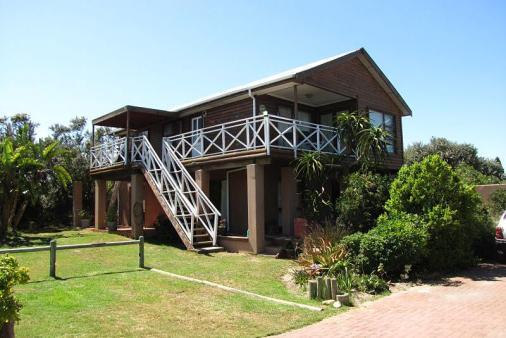 View of Leeward Lodge