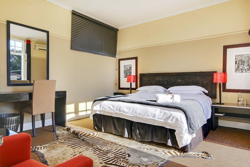 Madiba Bedroom