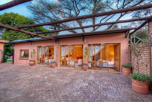 Bed And Breakfast Lynnwood Pretoria