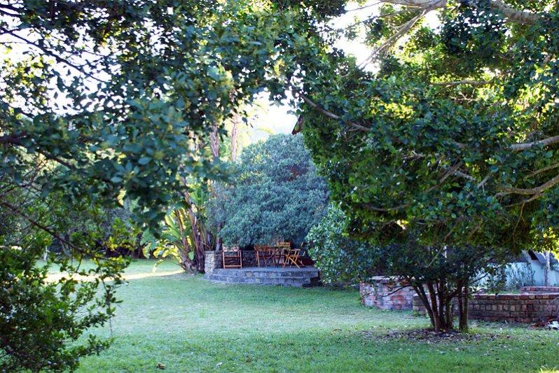 Garden: over 1500 m2 private garden