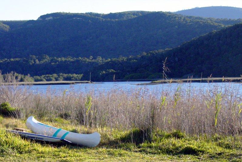 Lagoon, Nature's Valley
