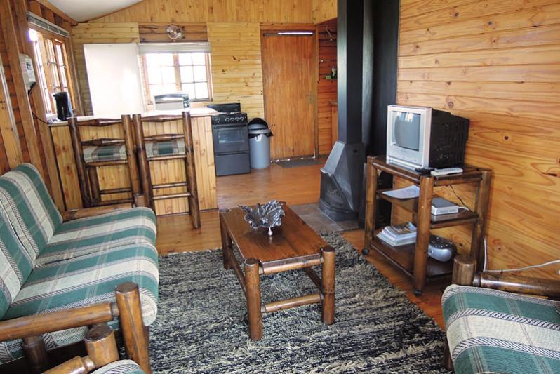 Inside Lizzy Lodge