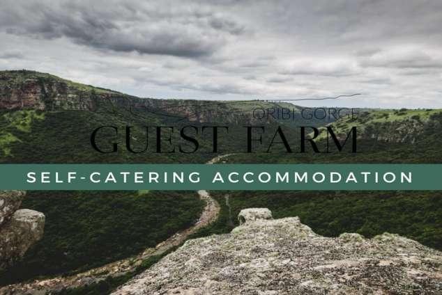 1/12 - Oribi Gorge Guest Farm View Site