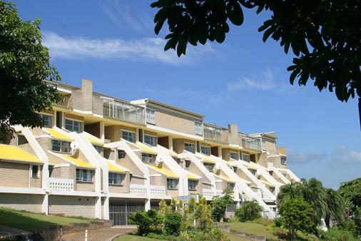 1/17 - Pearly Shells - Self Catering Apartment Accommodation in Scottburgh, South Coast