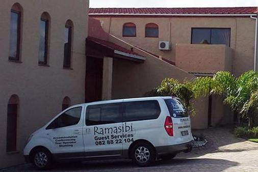 1/17 - Ramasibi - bus for tours or transfers