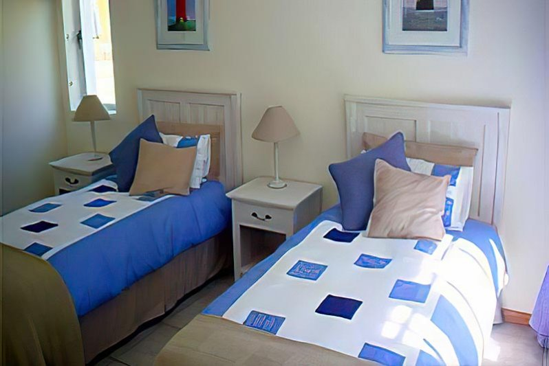 2nd bedroom, also ensuite