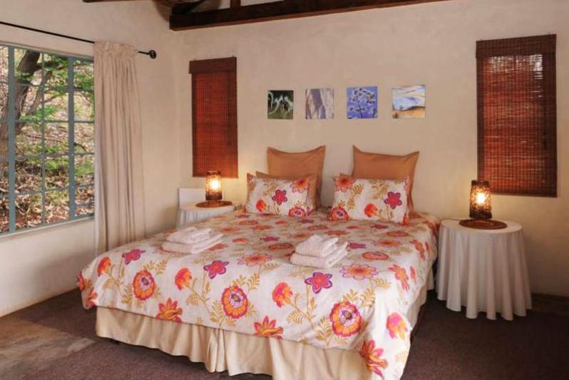 Hoephoep bedroom